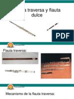 Flauta traversa y flauta dulce.pptx
