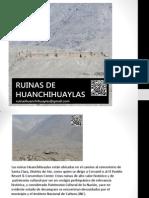 RUINAS DE HUANCHIHUAYLAS.pptx