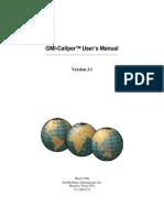 Caliper Manual PDF
