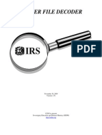 MF Decoder (IRS)