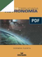 German Puerta - Astronomia, ciencia explicada.pdf