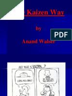 Kaizen Lecture