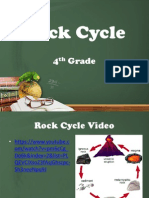 rock cycle 4th grade ppt