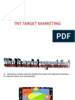 tnt target marketing 2