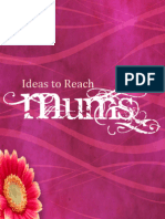 Ideas to Reach Mothers