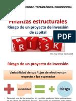 Conferencia 4 Riesgo de un proyecto de inversión de capital.pdf
