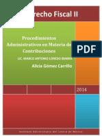 PROCEDIMIENTO ADMINISTRATIVO Y PROCEDIMIENTO ADMINISTRATIVO  DE.docx