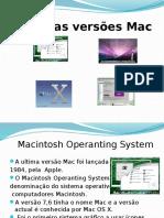 Mac Linux