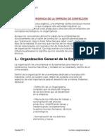 2-ESTRUCTURA ORGÁNICA DE LA EMPRESA DE CONFECCIÓN (1).doc