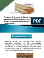 Presentación Mercado de Madera