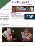 Paula NativiyPuppets Project Sheet