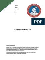 PATERNIDAD Y FILIACION.docx