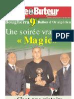 LE BUTEUR PDF du 22/12/2009