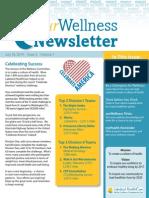 OurWellness Newsletter July 2014