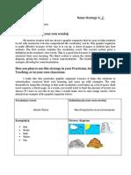 strategy worksheet 7