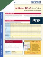 7 - netbeansRefCard.pdf