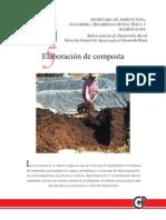 Elaboración de composta, SAGARPA.pdf