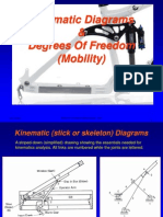 Kinematic Diagrams & Degrees of Freedom
