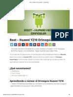 Root - Huawei Y210 Orinoquia - Tecnodroide.pdf