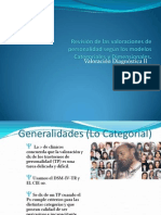 Valoración Dx II Categoria y Dimensional.ppt