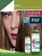 Catálogo Yves Rocher Campaña 15 2014