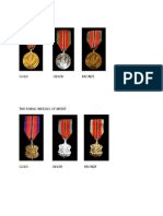 The Chaconia Medals