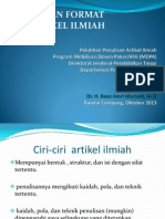 isi-dan-format-artikel-ilmiah-oleh-baso-amri-mursyid-2013-12-03.pptx