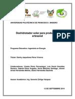 Deshidratador Participante.pdf