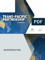 Trans-Pacific Partnership - Official Release by Australian Government