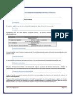 Teorías de Derecho Internacional Público