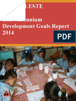 Mof Mdg Report, 2014