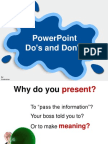 powerpoint  do dont.ppt