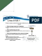 Sistema de Filtraje STDE-1