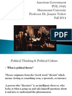 Political.thinking Political.culture
