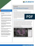 DS CR 5000 Board Designer en v2