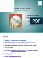Subject 6. Analysis of Processes. Material and Heat Balance OCW (1)