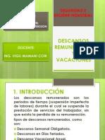 DESCANSOS REMUNERADOS Y VACACIONES.pptx