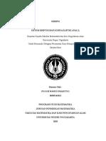 SISTEM KRIPTOGRAFI KURVA ELIPTIK ATAS Zp_PUGUH W P_063051410.doc