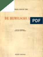 Anton Zelling Contribution to DE HEMELSCHE LEER 1934 1938
