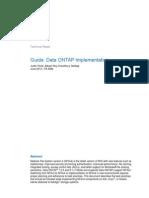 NFSv4 Enhancements and Best Practices Guide Data ONTAP Implementation (June 2013 Tr-3580)