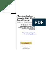 Communicating WP