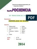 Experimento - MERMELADA DE ROSAS.doc