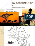 Tourism Geography of Africa