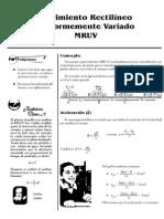 Movimiento Rectilíneo uniformemente variado.pdf