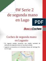 BMW Serie 2 de seguda mano en Lugo.pdf