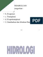 4. Hidrologi