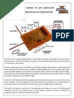 Orange 3 Axis Manual