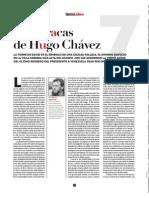 La Caracas de Hugo Chávez