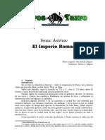 Asimov, Isaac - El Imperio Romano.Doc