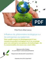 MEMOIRE Tech Verte.pdf